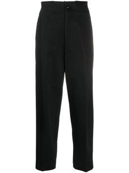 Barena брюки прямого кроя с завышенной талией PAD2724