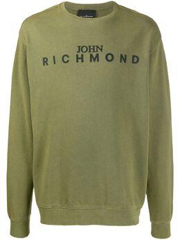 John Richmond толстовка с логотипом HMP20024FE