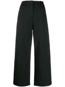 Vivetta укороченные брюки строгого кроя B0215217