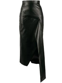 Materiel юбка миди асимметричного кроя SS20ALN862SKBKL