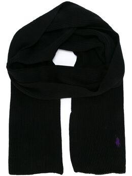 Polo Ralph Lauren шарф с вышитым логотипом A67ASC0ZW0040