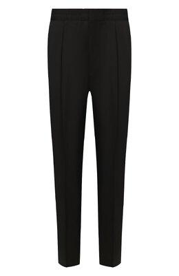 Шерстяные брюки Hugo 50417422