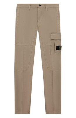 Хлопковые брюки Stone Island 721630712/14