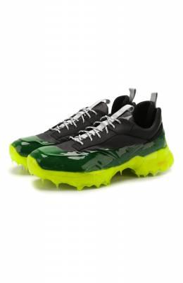 Комбинированные кроссовки Lhakpa Roa MT4103