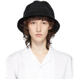 Fumito Ganryu Black Limonata Explorer Hat Fu3-Ac-101