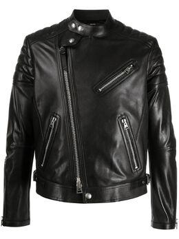 Tom Ford байкерская куртка TFL725BU400