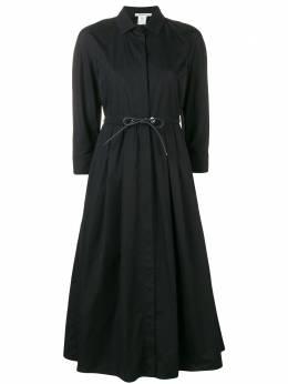 Max Mara платье-футболка на кулиске 12211092000