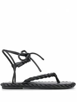 Valentino Garavani сандалии The Rope TW0S0Y15GWJ