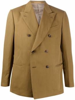 Caruso двубортный пиджак LN2JD611F504374