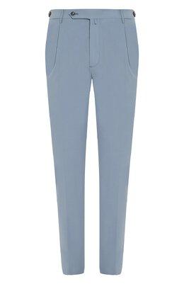Хлопковые брюки Andrea Campagna STR0MB0LI/LM1571X