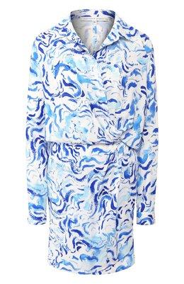 Платье из вискозы Alexander Terekhov D1331/4010.BS104S/DS20
