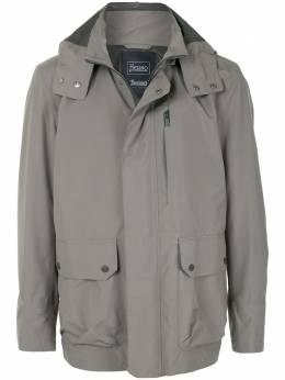 Herno куртка с капюшоном и карманами FI008UL11101