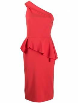 La Petite Robe Di Chiara Boni платье на одно плечо с драпировкой JESSIESJEUNI