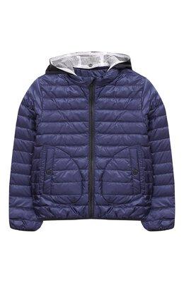 Пуховая куртка с капюшоном Herno PI0043B/12020/4A-8A