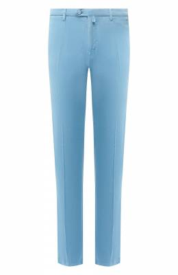 Хлопковые брюки Kiton UFPP79J07R88