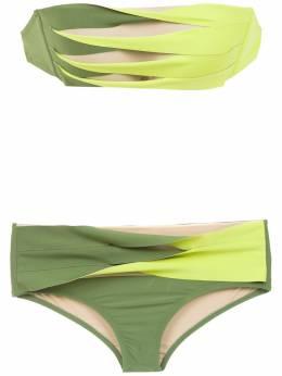 Amir Slama panelled bikini set 810543