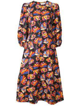 Rebecca Vallance расклешенное платье Cintia 20021722