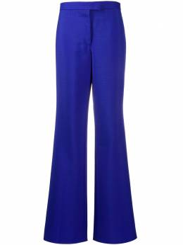 Salvatore Ferragamo брюки с завышенной талией 731606