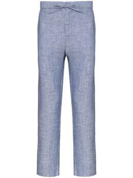 Frescobol Carioca брюки прямого кроя 1240225