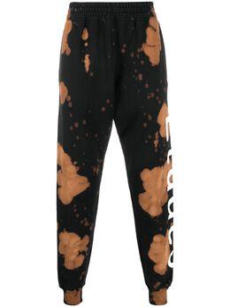 Etudes спортивные брюки с выбеленным эффектом E16B618BL