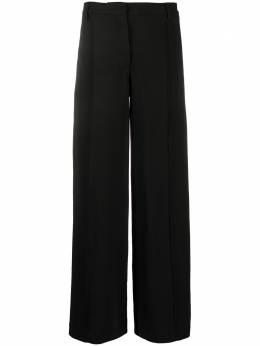 Andrea Ya'aqov расклешенные брюки со складками спереди 20WROS46