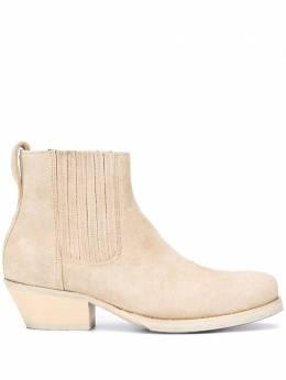 Our Legacy ботинки на каблуке CUBANBOOTS