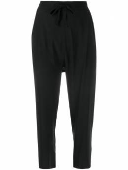 Kristensen Du Nord укороченные брюки прямого кроя U171