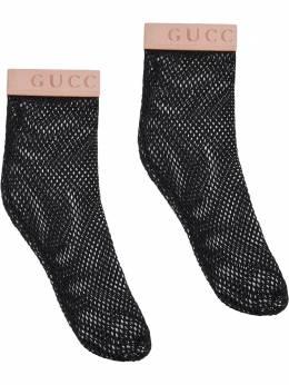 Gucci носки с логотипом 6144293G043