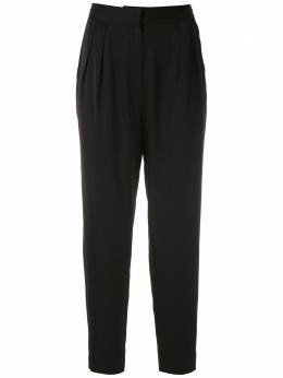 Andrea Marques зауженные брюки со складками CALCACOMPREGAS