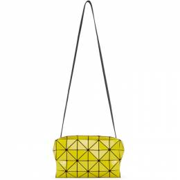 Bao Bao Issey Miyake Yellow Carton Messenger Bag BB06AG442