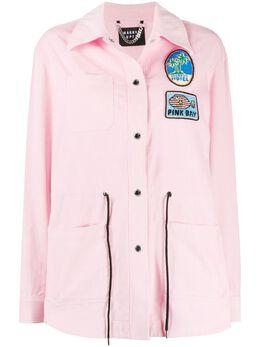 Markus Lupfer вельветовая куртка с пайетками JKT351