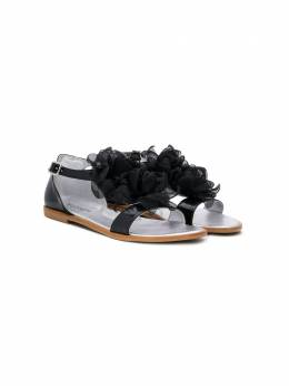 Monnalisa сандалии с тюлем 8750185711
