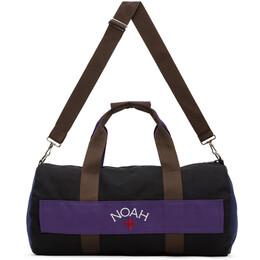 Noah Nyc Multicolor Colorblocked Duffle Bag B3SS20
