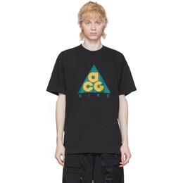 Nike Acg Black Graphic T-Shirt CV1532