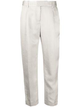 Max & Moi укороченные зауженные брюки E20TOLEDE