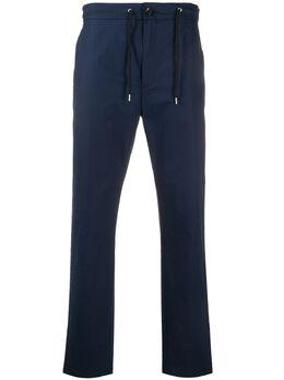 Department 5 зауженные брюки с поясом на шнурке U20P30F2002