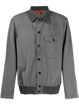 Barena куртка-рубашка с длинными рукавами OSU26220340