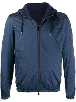 Herno куртка на молнии с логотипом GI0198U12289