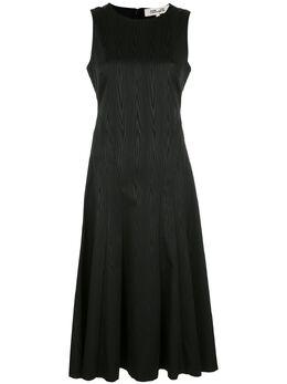 Dvf Diane Von Furstenberg платье А-силуэта Clemintine Moire 13417DVF