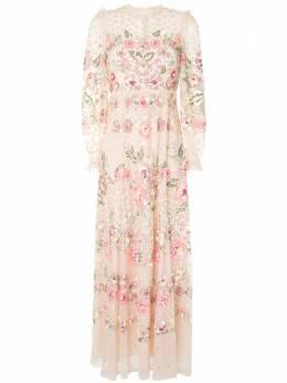 Needle & Thread платье Rosalie DGLS15RSS20MPK