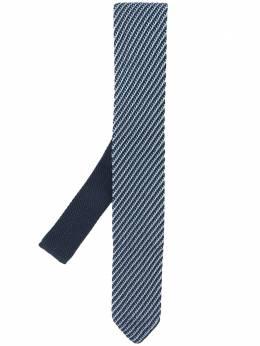 Giorgio Armani галстук в полоску 3600560A943