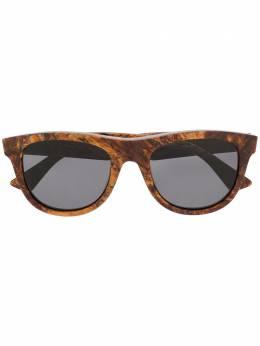Bottega Veneta Eyewear солнцезащитные очки BV1001S579046V2330