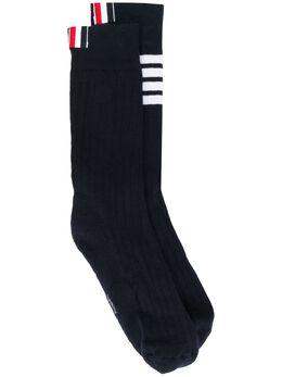 Thom Browne носки с полосками 4-Bar MAS087A01690