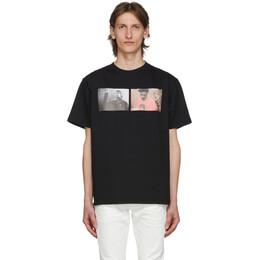 424 Black Liam and Del T-Shirt 8022.059.0999