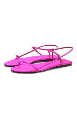 Текстильные сандалии Bare The Row F1136-W326