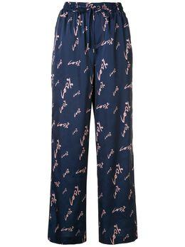 Portspure брюки с кулиской RL8P002LPP011NIGHTSKYMIX