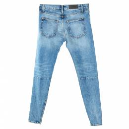 Fear Of God Fifth Collection Indigo Medium Wash Denim Selvedge Jeans M 291743