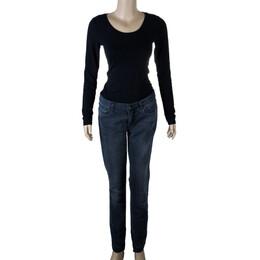 Dolce&Gabbana Charcoal Grey Denim Jeans M 292457