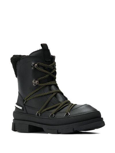 Dsquared2 ботинки в стиле милитари на шнуровке SBM000725100001 - 2