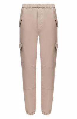 Хлопковые брюки J Brand JB002857